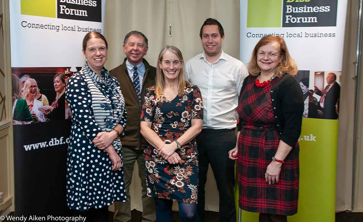 AGM event for Diss Business Forum